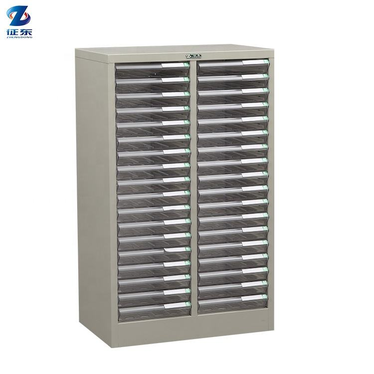 Special Price Multi specification for Office Document Horizontal Plan File Cabinet with Shallow Drawer