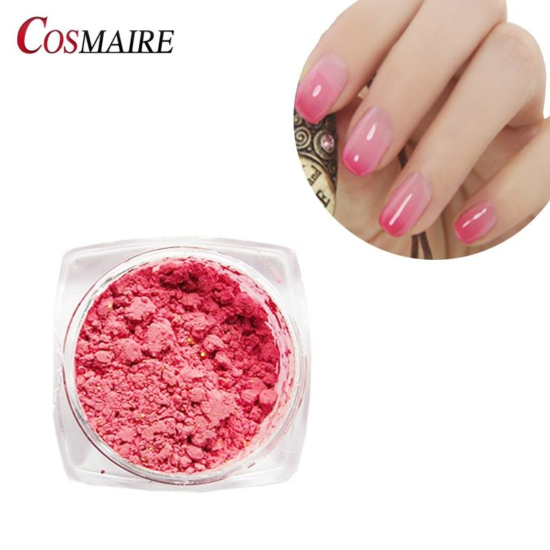 Cosmetic Thermochromic Pigment Color Chang Powder for Nail Art