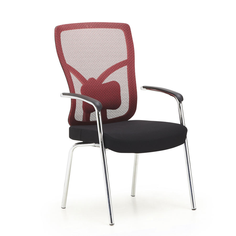 guest chairs with four legs office chair