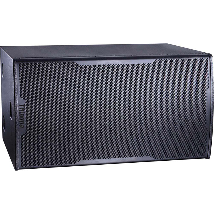 Thinuna T-215B dual 15 inch subwoofer in perfect listening effect and high reliability design