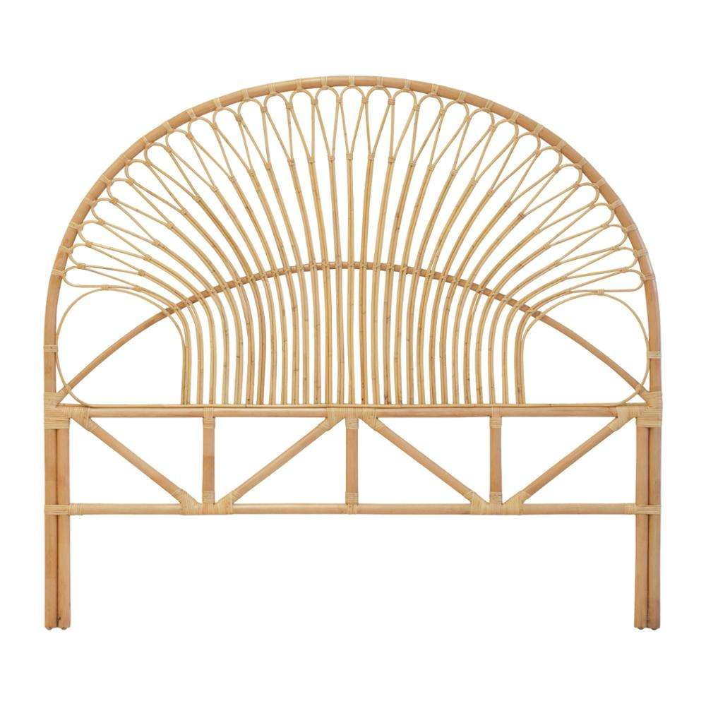 Hot Selling Cheap Price Headboard hand woven rattan headboard from Viet Nam