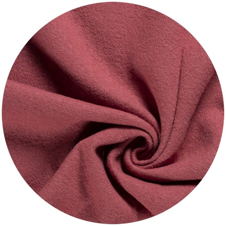 Factory Supply Attractive Price Various High Quality Fashion Jackets Knit Boiled Wool Viscose Rayon Fabric