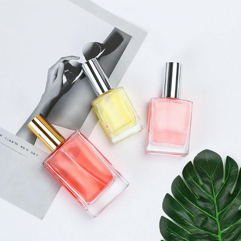 Packaging Customization [ Glass Perfume Bottle ] Perfumeglassglassperfumeglass Glass Bottle Price New Fancy Vintage Luxury Glass Perfume Spray Bottle