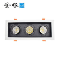 Recessed Down Light 27w SMD COB Led Downlight for Clothing Mart