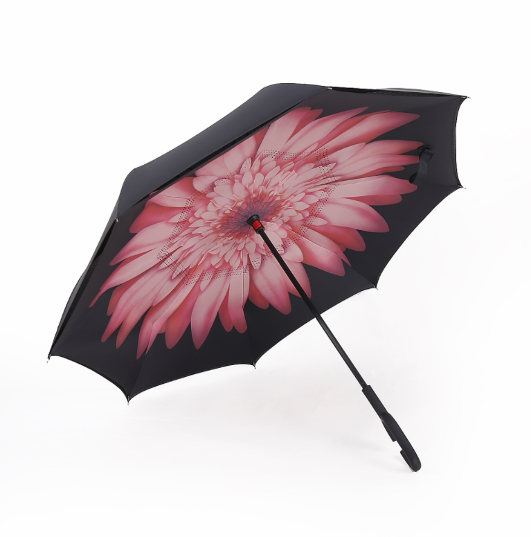 Red And White Umbrella 2020 For Supermarket