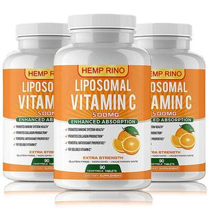 Detox Multivitaminpräparat Zink Liposomal Vitamin C 1000 MG Kautable Tabletten