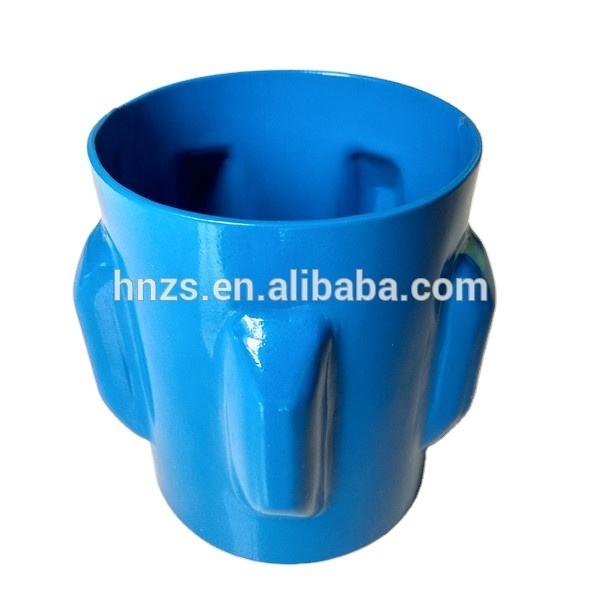 Casing Accessories Slip On Welded Straight Vane Positive Centralizer