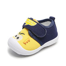 Autumn new children's toddler shoes for 0-2 years old net shoes soft sole shoes