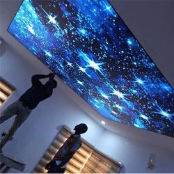 Interior decorative Modern False 3d ceiling Design