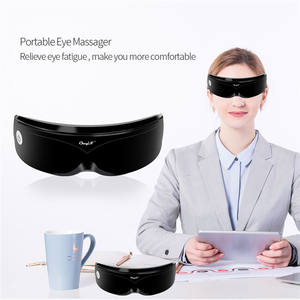 New Eye Massager Vibration Acupuncture Therapy Massage Eye Care Fatigue Stress Relief Improve Protect Eyesight