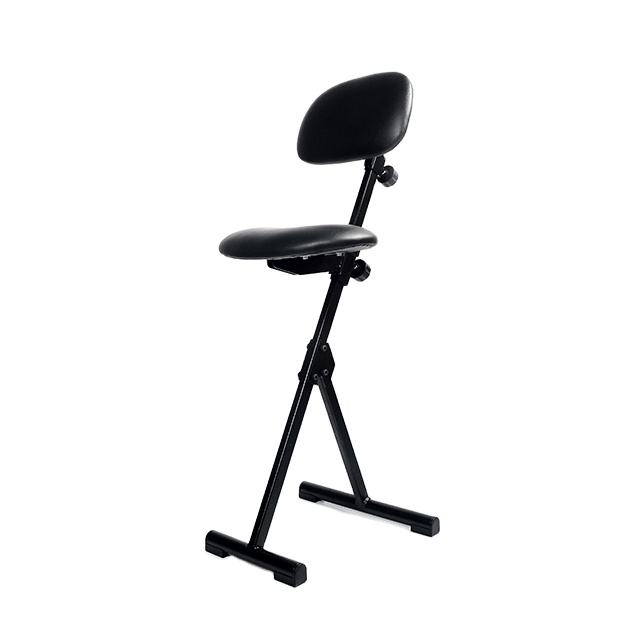 Sit Standing Industrial Chair for Workshop