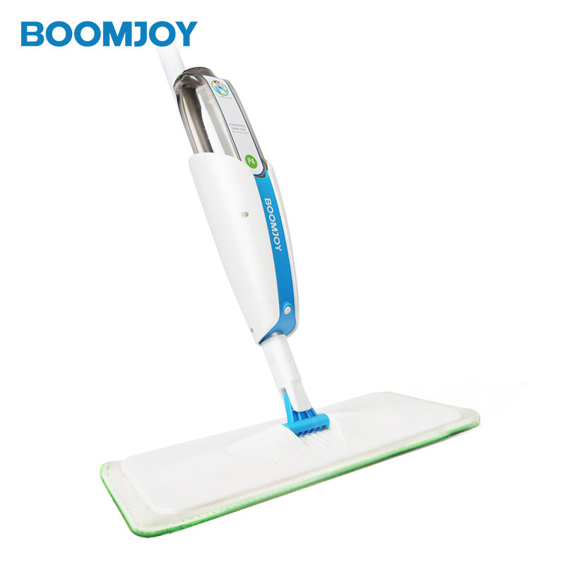 BOOMJOY P4 Dry And Wet Spray Flat Floor Steam Cleaner Mop