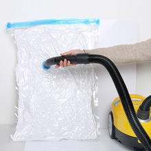 Storage Clothes Vacuum Compression Storage Bags  With Hand Pump