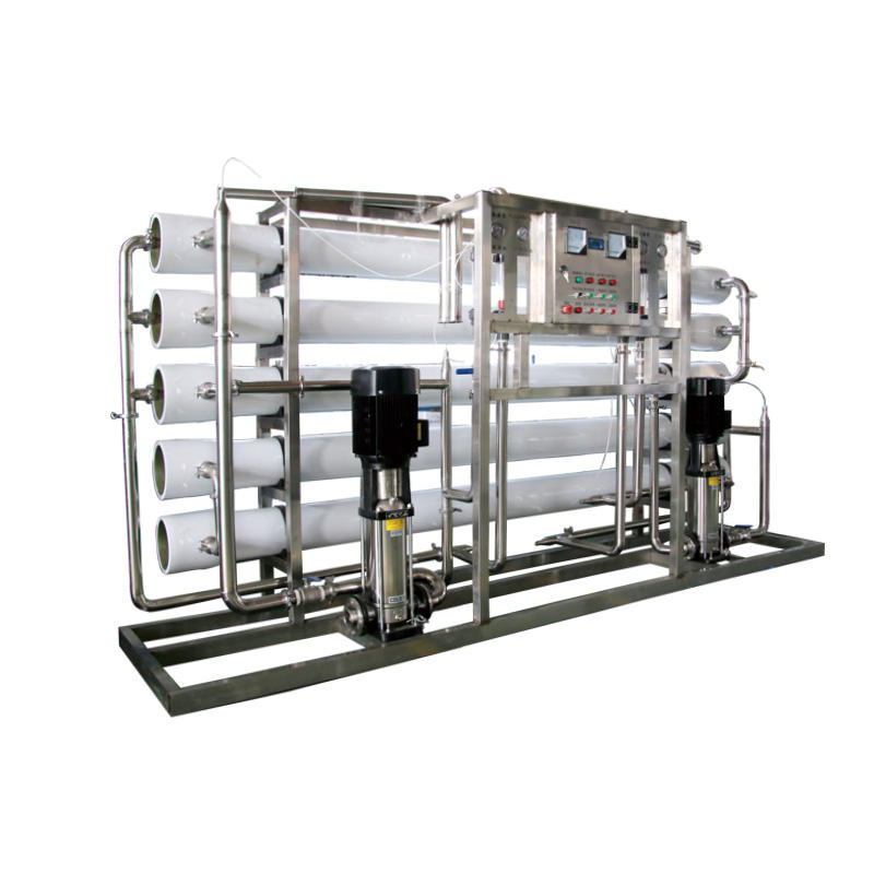 Ro Reverse Osmosis Water Treatment System/Water Purifying Equipment For Industry