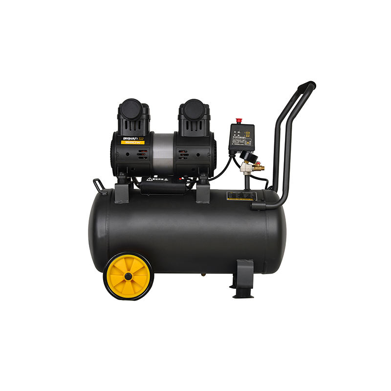 Ronix 50L New Compressor 2600W Silent Double motor Industrial Electric Air Compressor Machines For Sale Model RC-5013