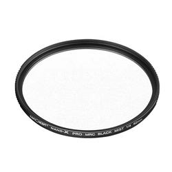 K&F Concept lens filters black pro mist 1/4 camera filter effect for photography