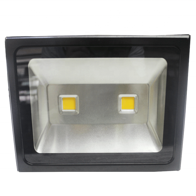 White or black house sports factory stadium 50w 100w 150w 200w 300w 400w 500w led flood light with PC glass