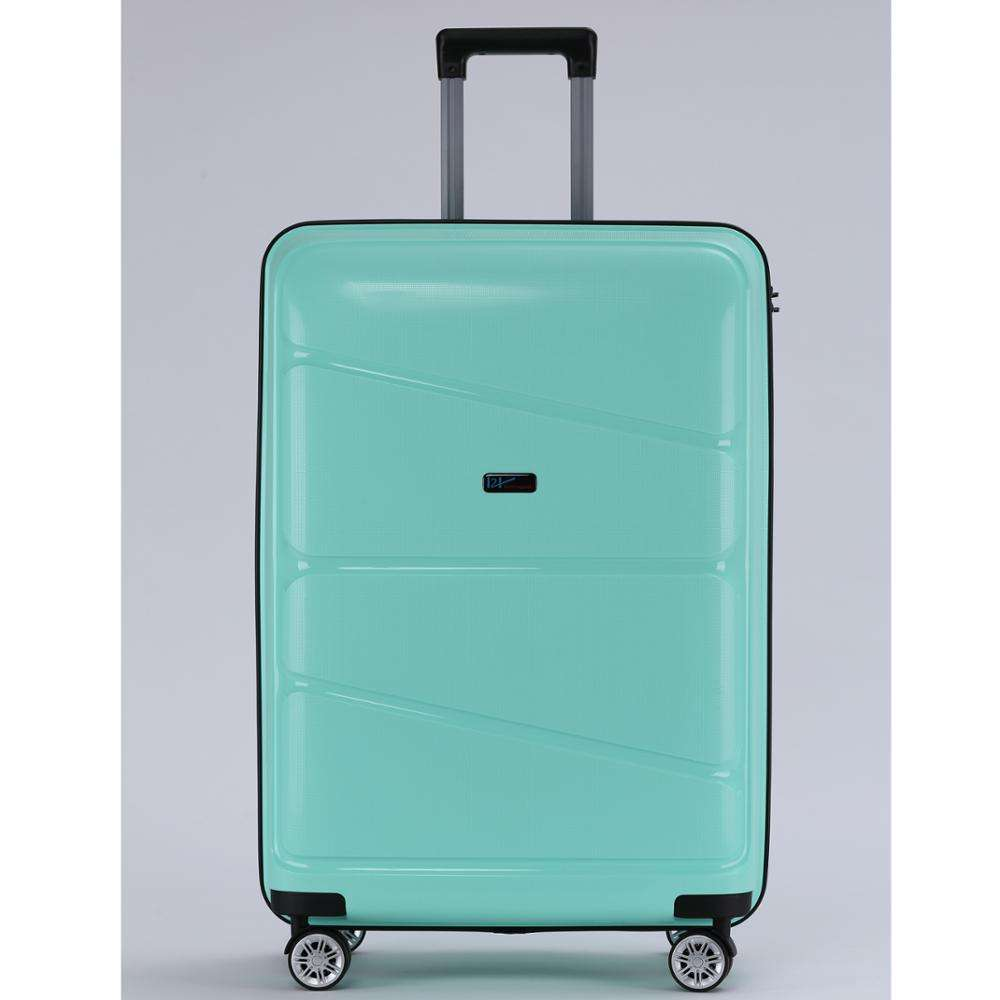 Valise en aluminium <span class=keywords><strong>bagages</strong></span> avec roues amovibles bagage dur de shell