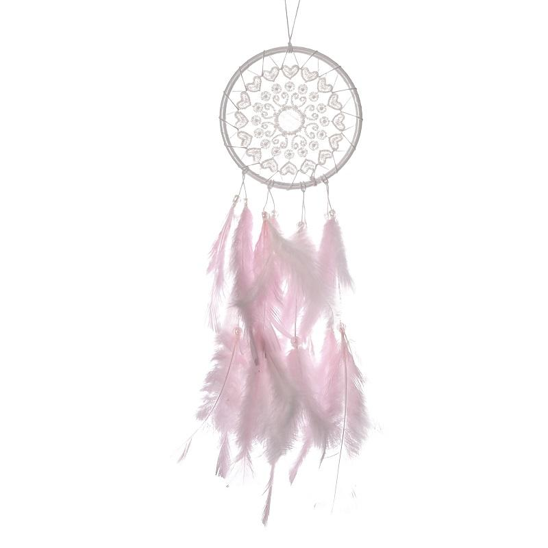 Wall Hanging Decoration Boho Dream Catchers Handmade Feather Dreamcatch for Home Decoration Living Room Baby Room Decoration