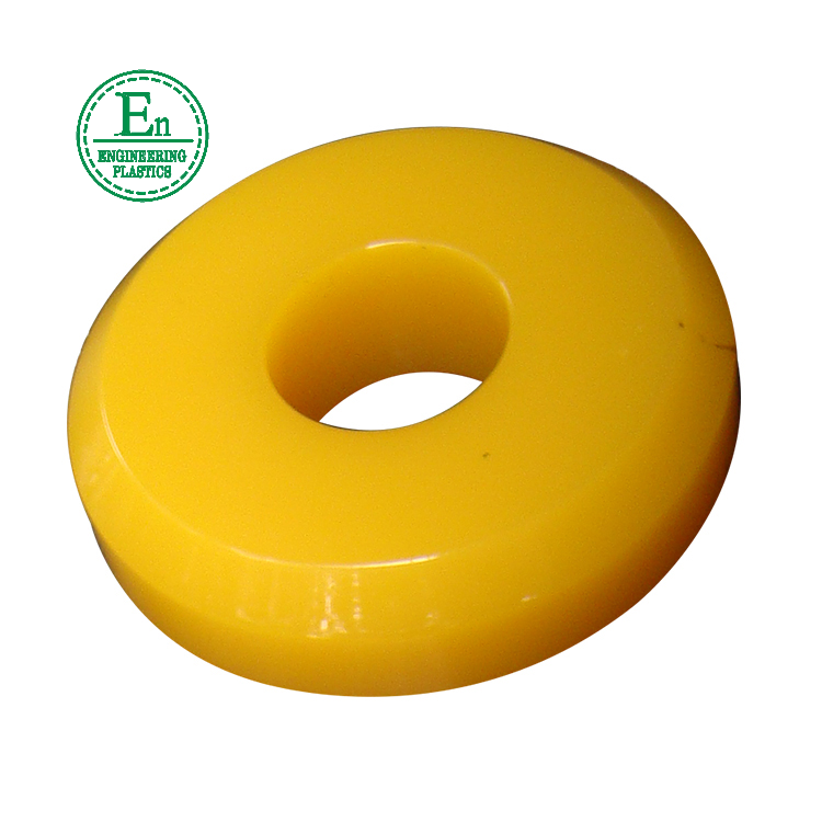 custom cnc machinery temperature resistant pu rubber material polyurethane pu pulleys