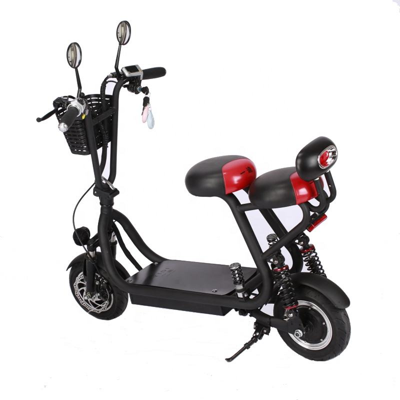 New folding parent child electric bicycle mini e bike lightweight e bicycle powerful electric bike