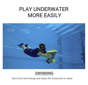 Scuba Diving Camoro underwater sea scooter 1000w electric scooter underwater propeller