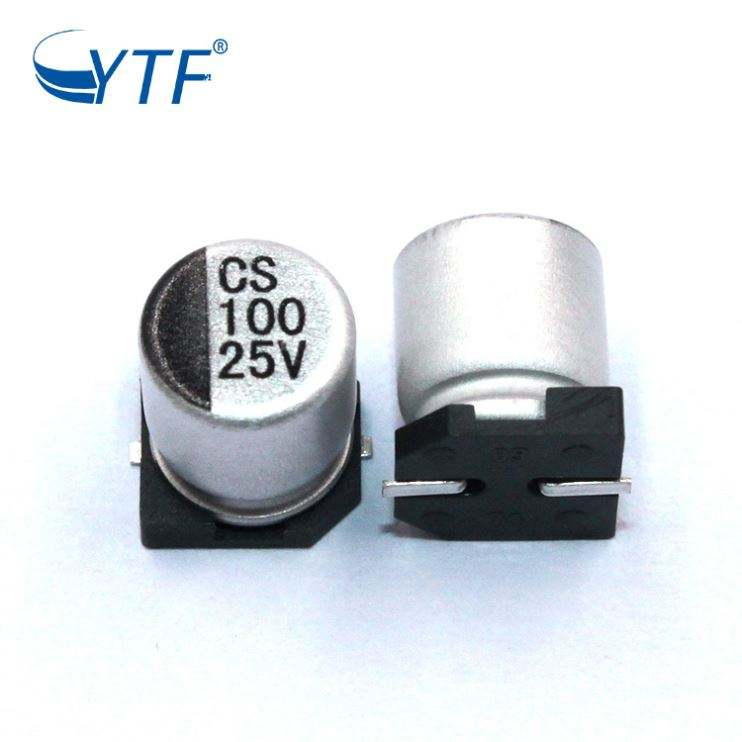47UF 16V ALUMINIUM ELECTROLYTIC SURFACE MOUNT SMD CAPACITORS 5mm x 5mm 105C