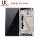 Mobile+ Phone+ LCDs For INEW L3 LCD Display Touch Screen Assembly With Frame