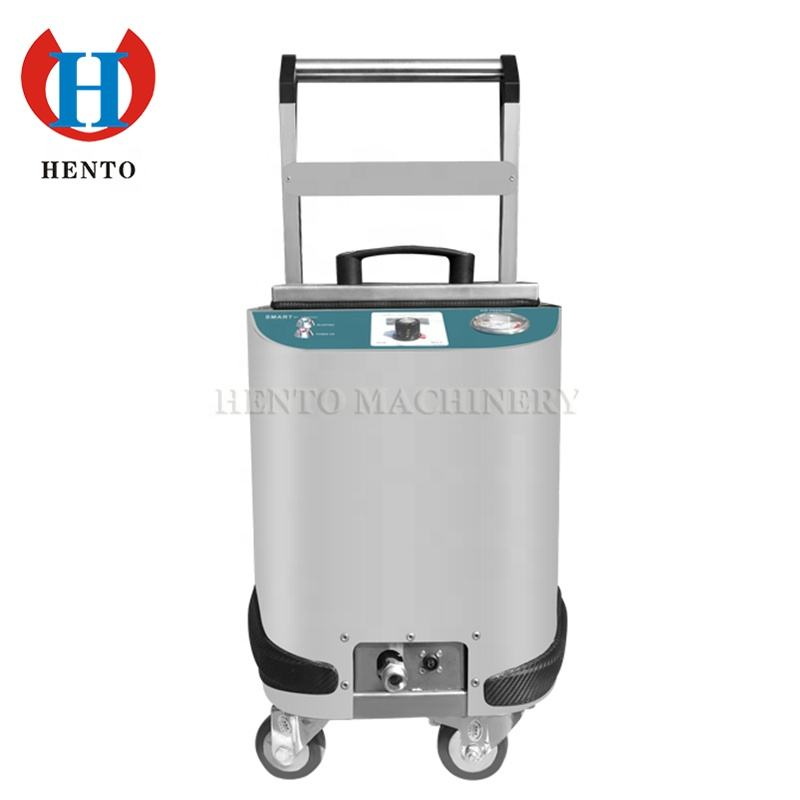 Stainless Steel Best Price Dry Ice Cleaner Dry Ice Cleaning Blasting Machine