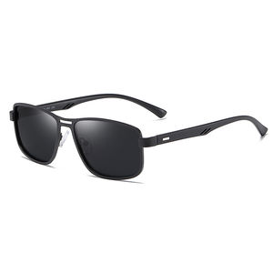 2020 New fashion high quality wholesale PC classic square night vision polarized mens sunglasses