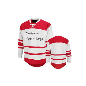 custom made cheap hockey jersey sublimation team ice hockey jersey