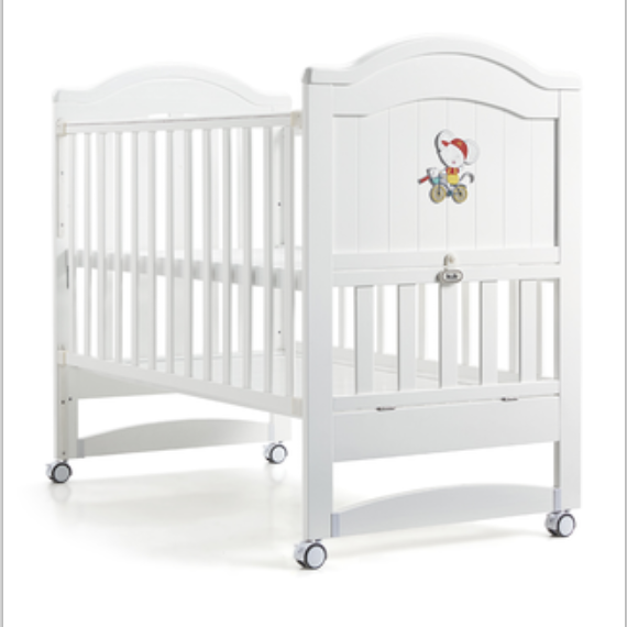 KUB 2020 NEW DESIGN Multi-functional big storage baby bed wooden baby crib