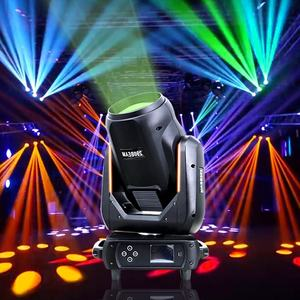 DJ Disko Led Lighting Stage Peralatan Pemindah Kepala Shatter Moving Head Beam 230W 7r untuk Malam Club Pesta