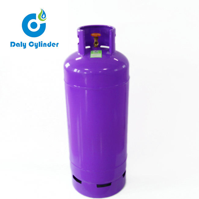LPG use and iron Material chlorine gas cylinder 20kg gas lpg tank