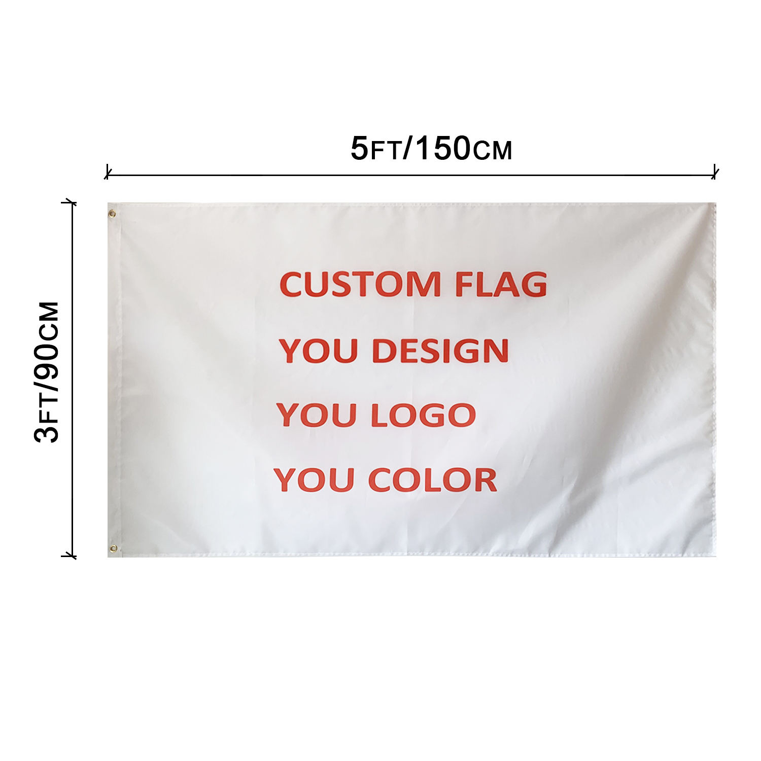 China factories wholesale 3x5ft large national flag outdoor all country custom design cheap price flags