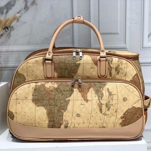 weekend travel bag with shoes waterproof map bag map bag