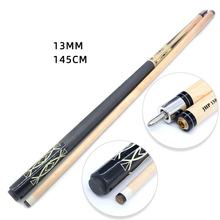 High quality Maple Pool cue stick, wonderful sense of touch, Maple shaft+ Maple butt