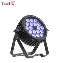 Professional 3W 18pcs  Dj Disco Bar Led Par Light
