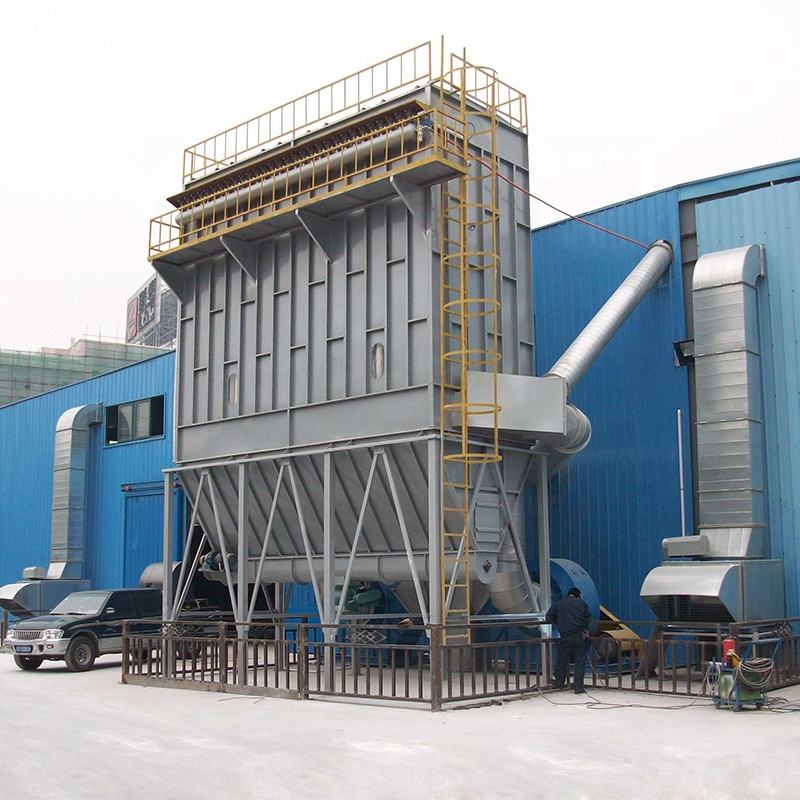 Cyclone dust bag filter Industrial Dust Collector/cyclone bag filter for factories/dust collecting machine
