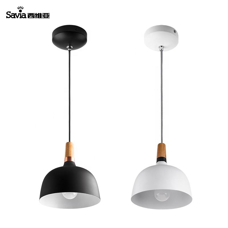 Savia Indoor Aluminum/Iron Modern E27 Decorative Round Chandelier Suspension Hanging Home Lamp And Pendant Light