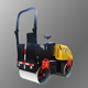 High Quality 1.5 Ton Steel Drum Vibratory Soil Compactor Driveway Hydraulic Road Roller