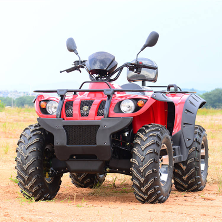 EFI ENGINE WITH EEC QUAD Bike 500cc ATV 4x4 for 2 persons