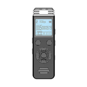Aomago 16GB Audio Recording Device Digital Voice Recorder with 16GB TF Card