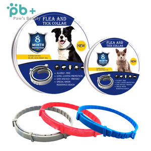 new design personalized portable pet neck cat flea collar