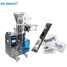 1g 5g 10g 20g High-accuracy Sugar Salt Stick Pepper Sachet Packing Machine Price