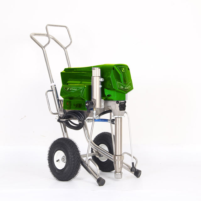 EP850 Professional High Pressure Airless Paint Sprayer For Heavy Coatings Like Putty