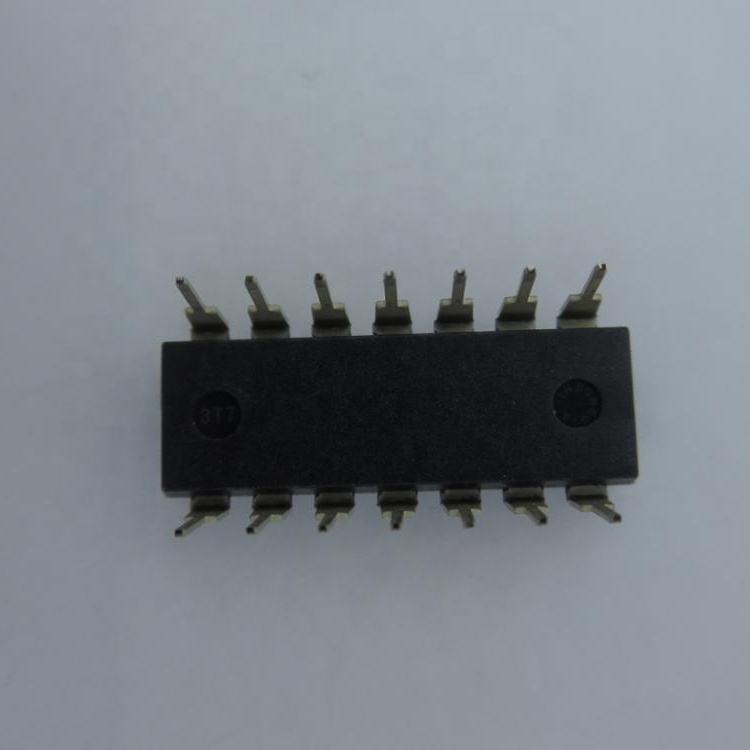 14-Pin Major Brands TL084CN General Purpose Quad OP Amplifier Pack of 10 +//-18V PDIP Tube