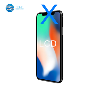 High quality good price for iphone x gx oled lcd display glass assemble