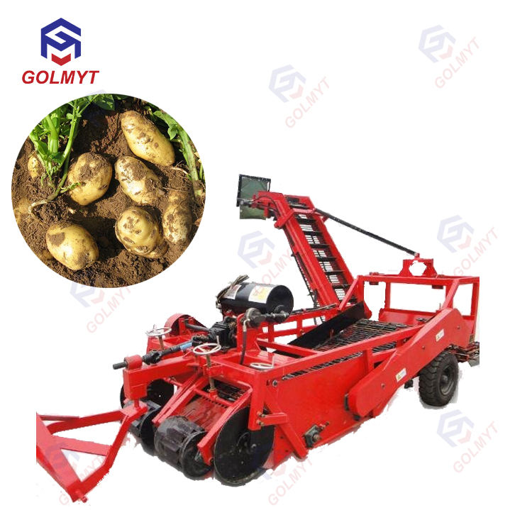 Top quality harvester machine potatoes for a lowest price