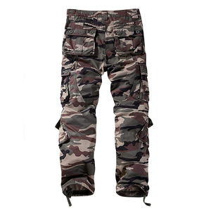 Hot Sale Outdoor Camouflage Military Mens Army Trousers